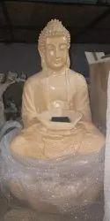 Fiber Lotus Buddha Waterfall