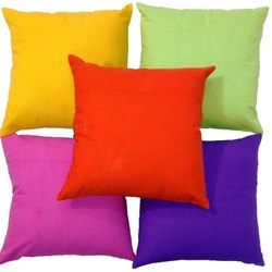 Solid Color Cushion Cover
