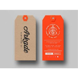 Art Card Paper Cloth Tag