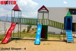 United Shaper 4 Children Play Equipment