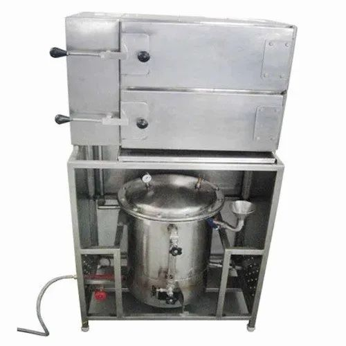 Stainless Steel Electric Dhokla Steamer