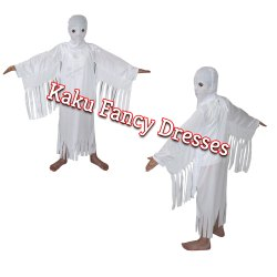 White Ghost Halloween Costumes
