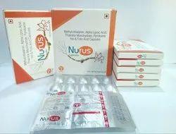 Nurus (Mecobalamine Alpha Lipoic Acid Thiamine Monohydrate Pyridoxine Hcl Folic Acid))