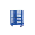 Cage Rack Storage Trolley