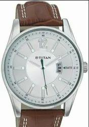 Mechanical Anniversary Titan Watch, Size: 25 Mm, Model Name/Number: Taitan