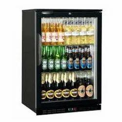 Refrigerator Back Bar Single Door
