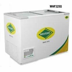 Glass Top Freezer (WHF325G)