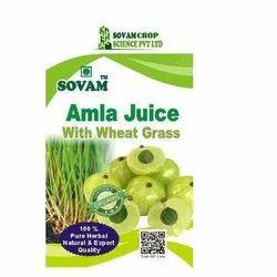 Natural Amla Wheatgrass Juice, Packaging Size: 1000 ml