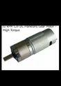 10 RPM 12v DC Planetary Gear Motor - High Torque