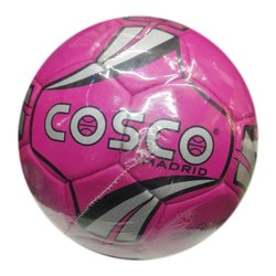 Pink Cosco Madrid Football