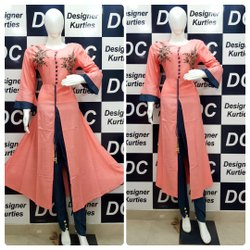 Eastern Decor Kurti with paint