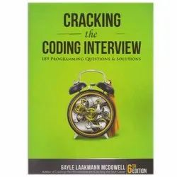 English Cracking The Coding Interview Book, 6th Edition, Gayle Laakmann Mcdowell's