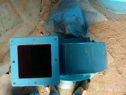 5 HP Centrifugal Fan Air Blower