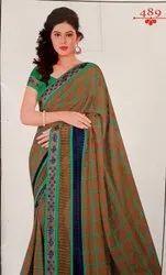 6color Jivya Womens Wear sari