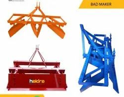 Haidra Hard Core Iron Agriculture Bund Maker, By Tractor, Size: 5 Feet