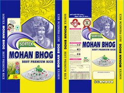 20 Kg BOPP Rice Packaging Bag