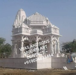 Marble Temple Constructions Work