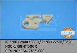 Ir 2200 / 2800 / 3300 / 2220i / 2250i / 2820i Hook, Right Door OEM NO : FS6-2785-000