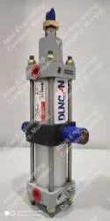 ISO Round Tube Medium Bore Pneumatic Cylinders