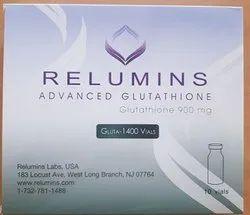 Relumins 1400mg Advance Glutathione