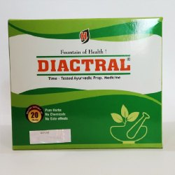 Diactral- Fountain Of Health/Perfect Blend Of 20 Vital Herbs