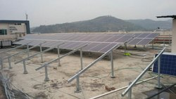 Roof Top Solar Power Plant