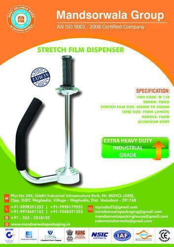 Stretch Wrap Dispensers
