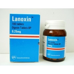 Lanoxin 0.25 mg Tablets