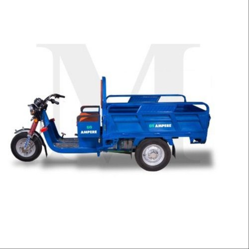 Ampere Battery Operated Loading E Rickshaw