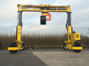 Steel Coil Handling Mobile Gantry Crane Equipment