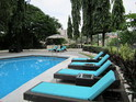 Outdoor Fabrics for Pool Loungers