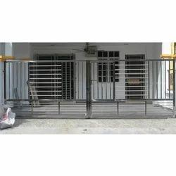 SS Main Gate