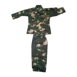 Kids Soldier Dress
