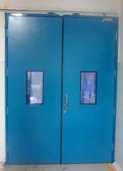 Metal Clean Room Door