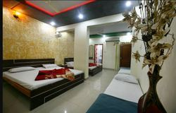 Eight Bed Deluxe Non Ac Room