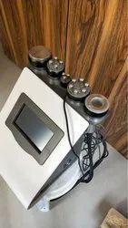 Ultrasound Lipolysis RF Five In One Slimming Equipment