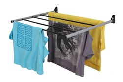 Montaggio 80 Wall Mounted Cloth Drying Stand