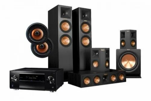 5.1.2 Home Theatre Speaker System, 1000 Watts, Rs 250000 /piece MB  Automation Hub   ID: 21392625948