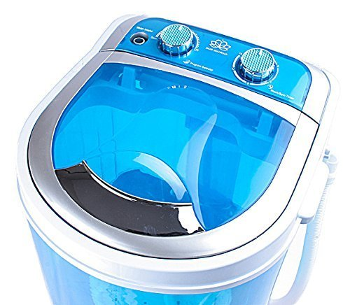 Top Loading Portable Mini Washing Machine With Dryer Basket Id