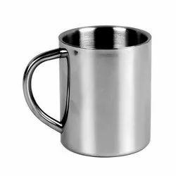 Stainless Steel Railway Mug