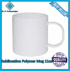 White Sublimation Mug