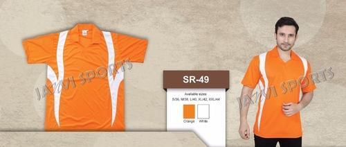 6b74561f Polyester Men Sport T Shirts, Sr-49, Jai Shankar & Sons   ID: 7878222230