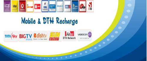 Mobile And DTH Recharge Commission in National Highway Main Bus Stop