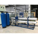 5000 LPH FRP Industrial Reverse Osmosis Plant