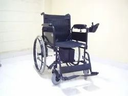 Dual Drive Motorized Wheel Chair