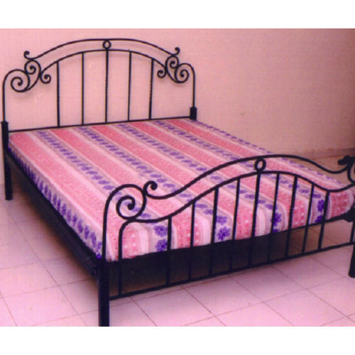 Stainless Steel Designer King Size Double Bed Frame Rs 8000 Piece