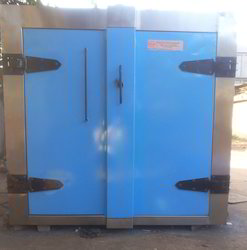 Electrical Fire Hot Air Oven