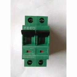 Feeo C32 800 V DC MCB