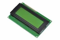 Super Debug Lcd 20X4 Green Backlight Alphanumeric Display for 8051