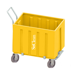 Plastic Laundry Carts